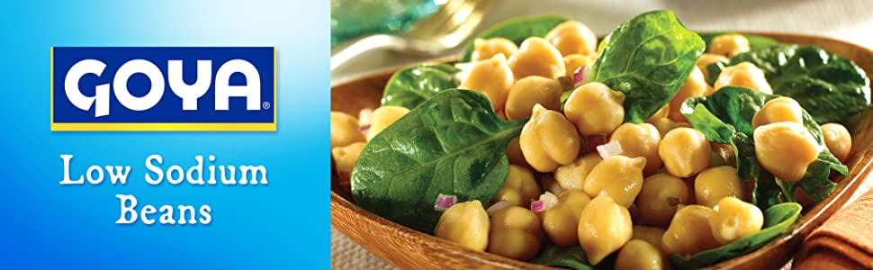 Goya premium canned beans