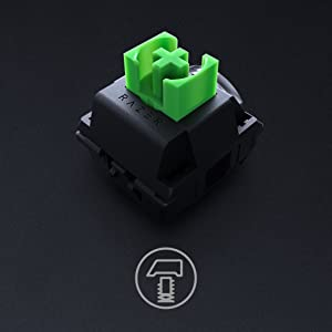 Razer Blackwidow JP Green Switch