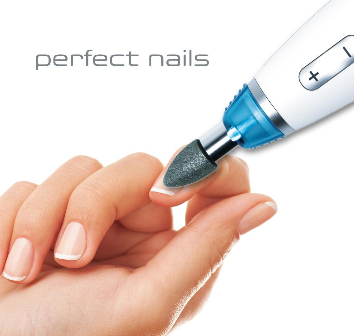 prorelax Conjunto de manicura y pedicura Perfect - Para cuidar ...