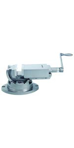 GROZ 5-inch Angular Milling Machine Vise