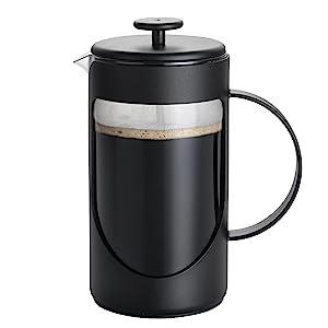 BonJour, french press, coffee, brew, espresso, plastic, tritan, tritan plastic, beaker, bew