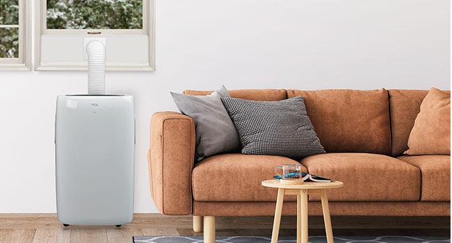 4-in-1 AC, Heater, Fan, amp; Dehumidifier