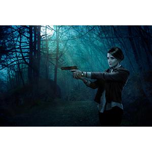 special agent violet darger fbi profiler female sleuth detective