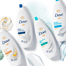 5 different Dove Body Washes to choose for your skin