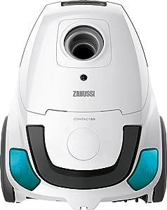 Zanussi Zan2100wb Compact Go Bagged Cylinder Vacuum