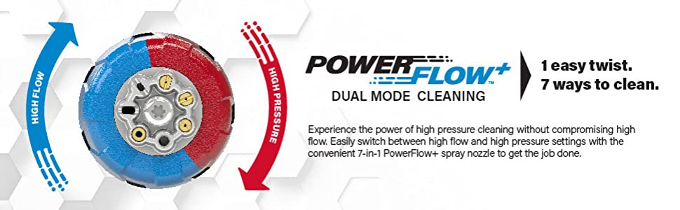 S3100P PowerFlow+ - Lavadora a presión Briggs & Stratton