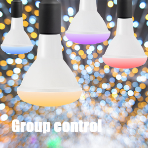 group control light