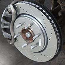 heavy duty rotors, performance rotors, drilled and slotted rotors