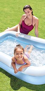 Rectangular Baby Pool 57403
