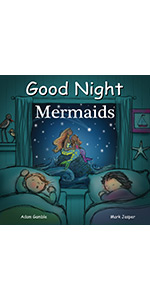 mermaids picture book for kids