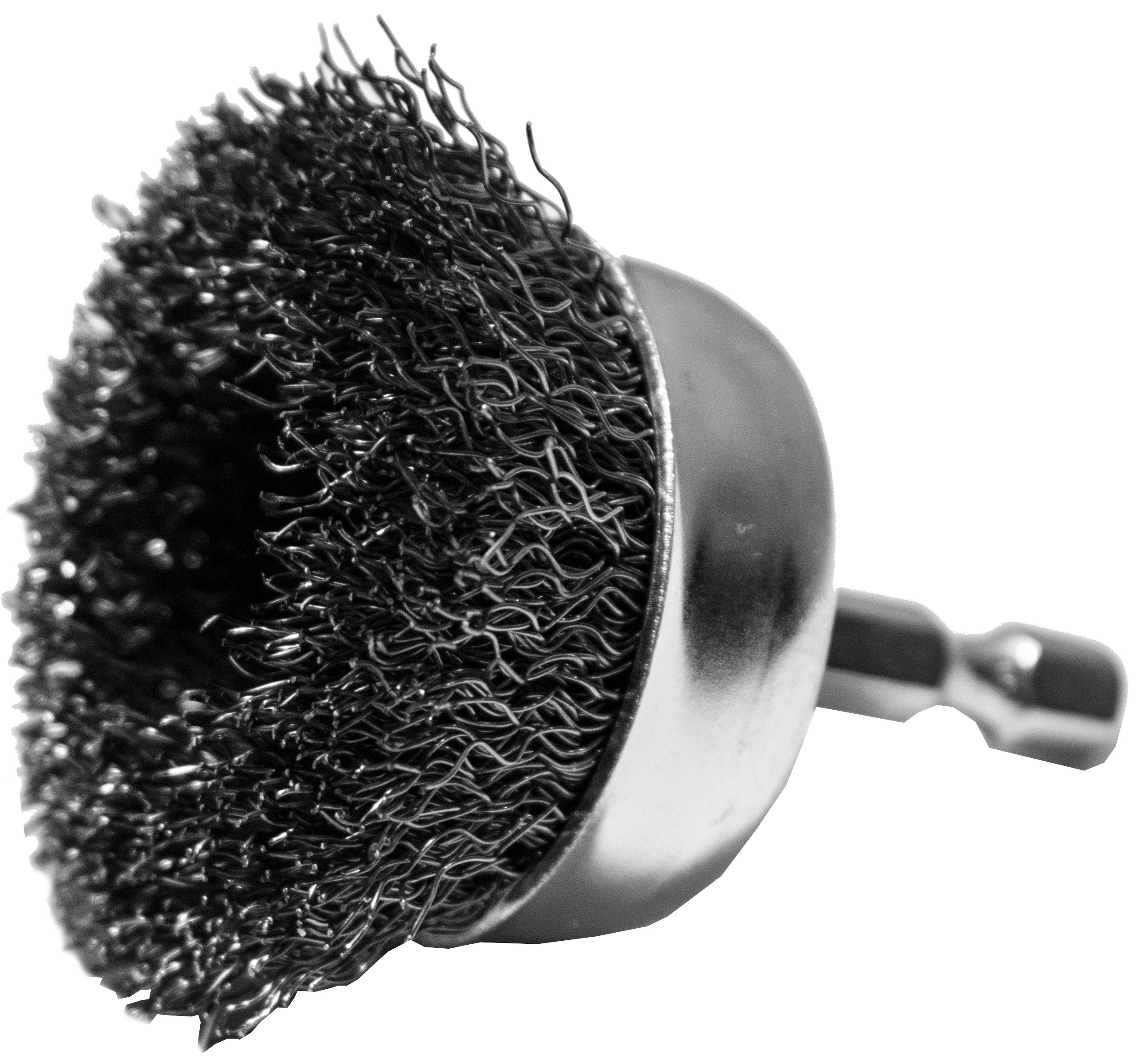 Century Drill and Tool 76223 Fine Drill Cup Wire Brush, 2-3/4-Inch ...