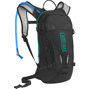 camelbak, luxe hydration pack, bike hydration pack, women's bike backpack, women's hydration pack