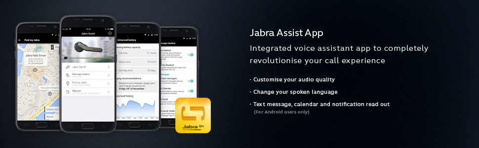 Jabra Assist App