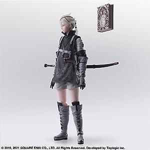 ニーア レプリカント ver.1.22474487139… ブリングアーツ 少年ニーア PVC製 塗装済み可動フィギュア