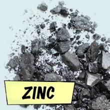Zink is een olieregelaar die helpt om overmatige vettigheid te voorkomen en het aan te pakken wanneer het zich voordoet