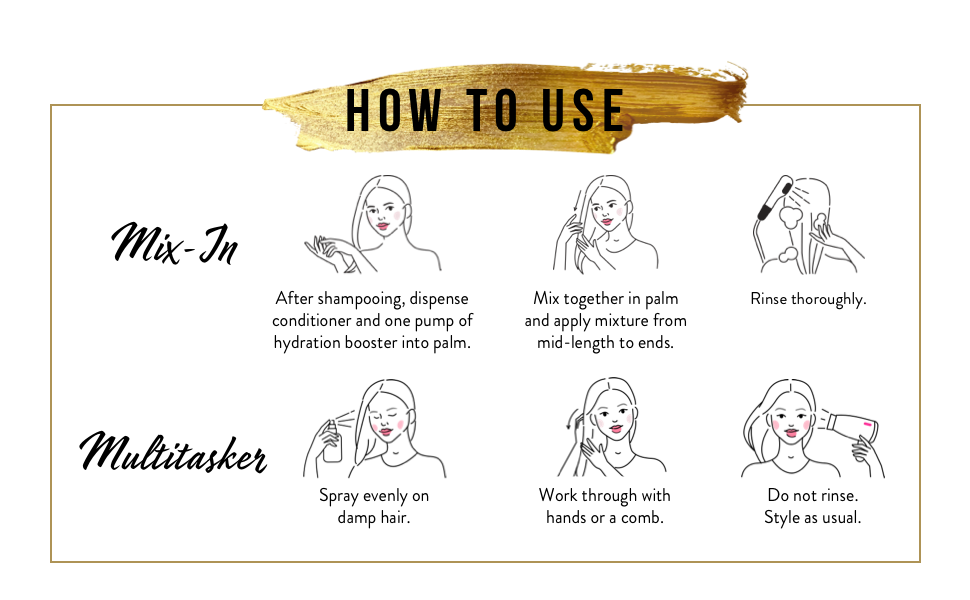 how to use pantene miracle rescue products style as usual apply to ends of damaged hair