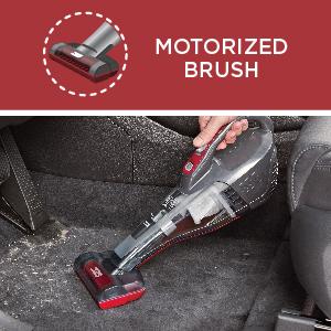 motorized brush