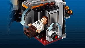 Han Solo in peril