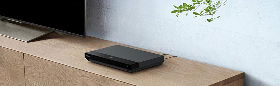 Picture of UBP-X700 blu-ray player