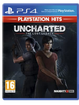 uncharted the lost legacy ps4 ps5 playstation 4 5 sony