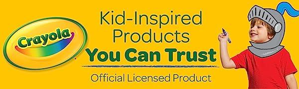 crayola, kids apparel, crayola kids, crayola clothing