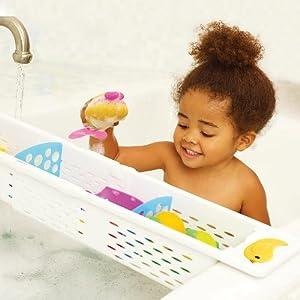 Munchkin White Hot Inflatable Duck Tub Amazoncouk Baby