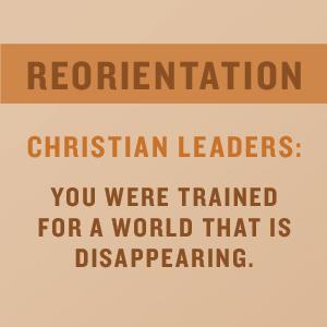 Tod Bolsinger christian leaders