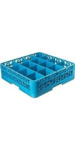 glass racks, glass rack extender, plastic glass rack, restaurant wash rack, washracks, dish rack