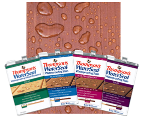 Thompsons Waterseal Tha21711 16 Advanced Natural Wood