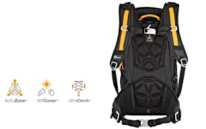 lowepro,camera backpack,outdoor backpack;photo sport;backpack;dslr