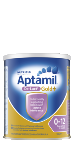 Aptamil Gold+ De-Lact Baby Infant Formula