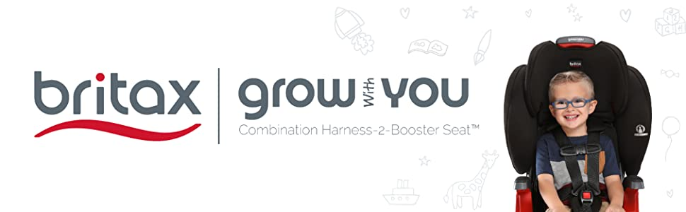 Britax Grow With You Header