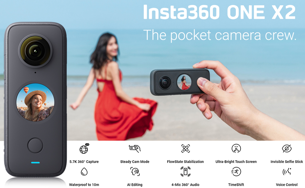 Insta360 OneX2
