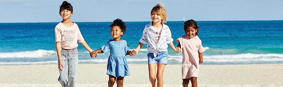 Sperry Kids on Beach
