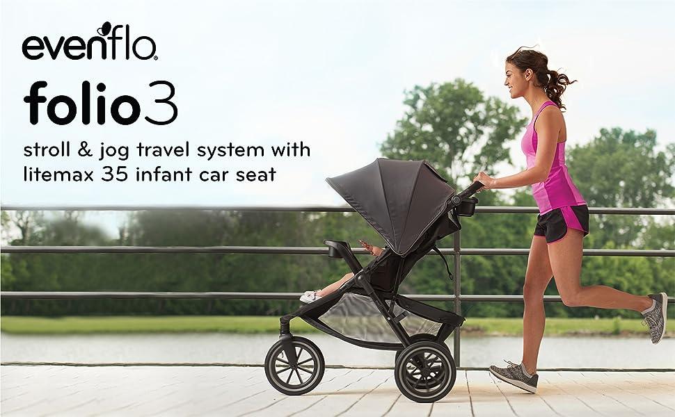 exercise, job, stroll, stroller, baby, infant, toddler