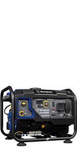 igen4200 inverter generator low thd gas gasoline powered portable inverter generator westinghouse