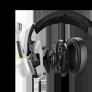 GSP 601 Proprietary speaker system