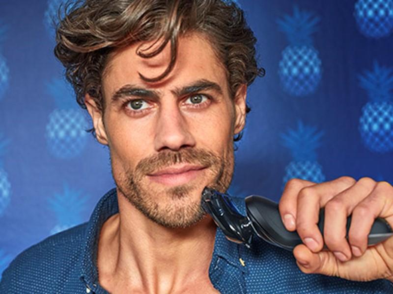 tondeuse barbe SmartClick