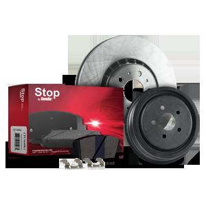 Stop By Bendix SBC1694 Brake Pads