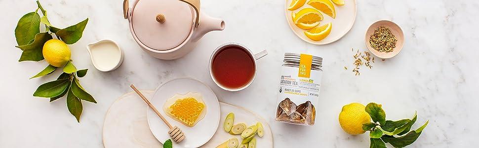 tea berry lemon lactation milk for baby