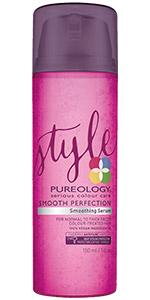 smoothing, serum, smoothing serum, anti-frizz, color-treated hair, vegan