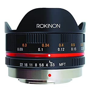 Rokinon 7.5mm