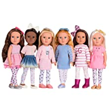 Glitter Girls 14-inch dolls 14-inch doll accessories 14-inch horses my glitter girls.com