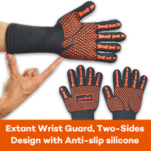 Extant Wrist Guard, Two-Sides Design with Non-slip silicone