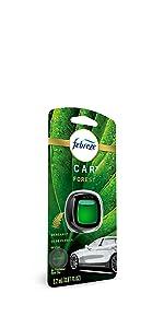 Febreze Car odor eliminator forest