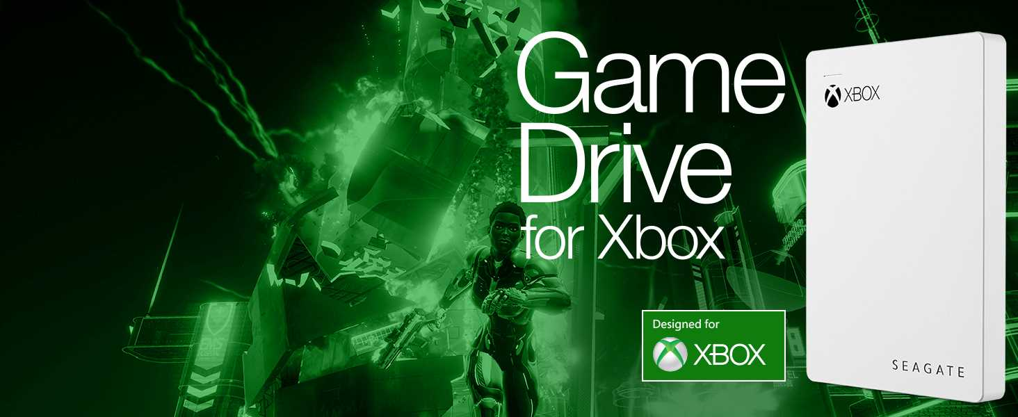 Game Drive for XBox Game Pass