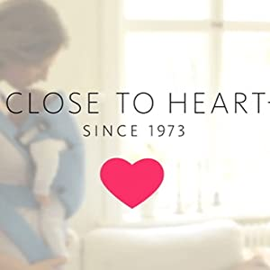 Image says Close to Heart with Mother and baby in original carrier