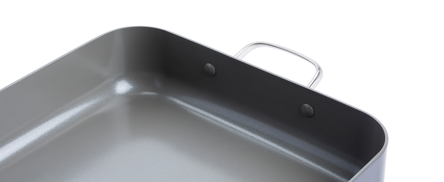 GreenPan, Chatham, Healthy Ceramic Nonstick, stainless steel, stay cool handle, cookware, ergonomic