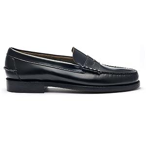 Sebago Naples, Chaussures Bateau Homme:
