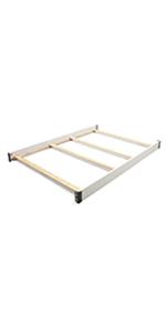 delta children full size bed conversion rails